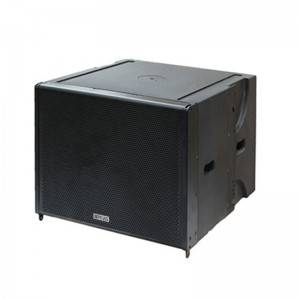 "PA-3SUB 18"" Linear Subwoofer (Passive/Active With Processor)"