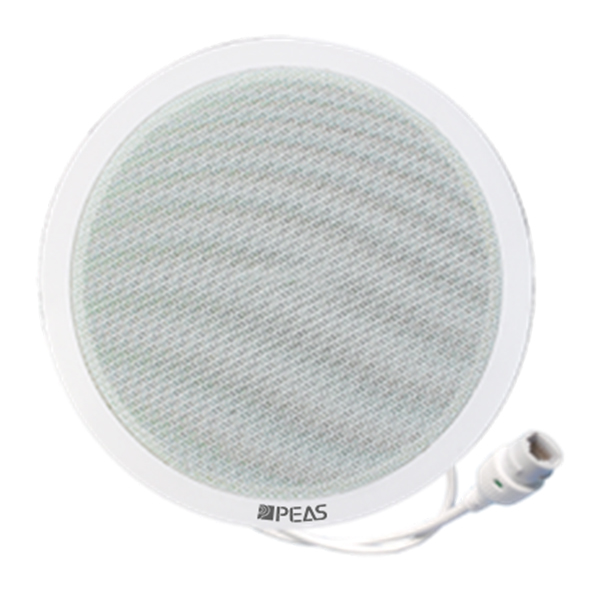 factory Outlets for Bluetooth Speaker With Led Light - POE315  2*15 POE Ceiling Speaker – Q&S