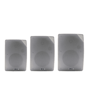 WS6020/6030/6040 20W/30W/40W Wall-mount Speaker with power tap