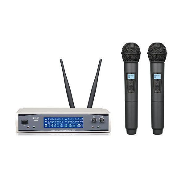 Factory For False Ceiling Designs For Hall - WM-660 Wireless Microphone – Q&S