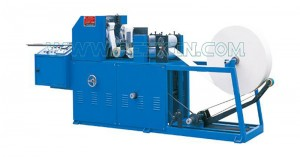 Vacuum Mini Type Face Tissue Machine