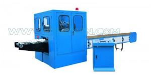 High-speed Log Saw Machine