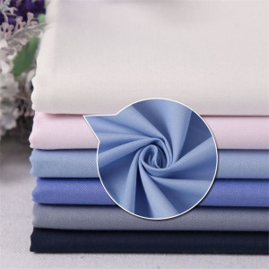 TC65/35 20*20 100*52 Fabric Dyed for Uniform and Work-wear 250gsm
