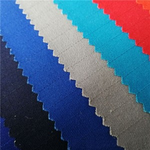 100C Anti-static fabric For Uniform and Work-wear 105gsm