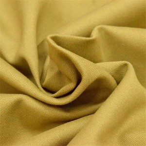 Twill Spandex Cotton Fabric