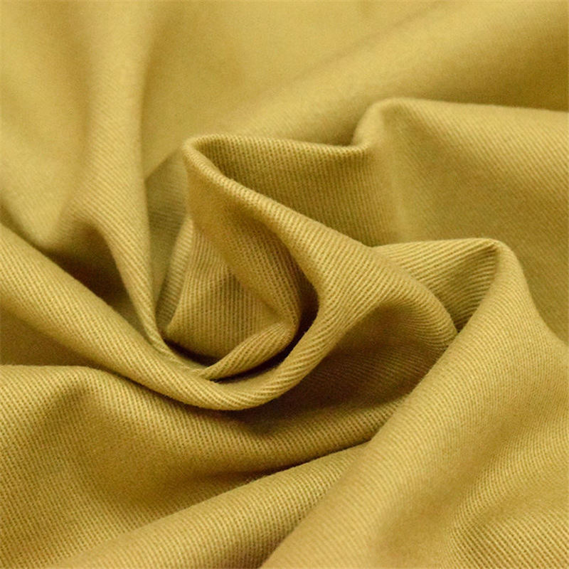 Twill Cotton Spandex Fabric Featured Image