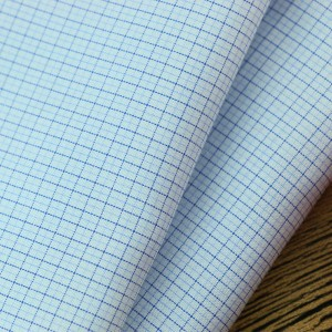 New Arrival China Dobby Yarn Dyed Shirting Fabric -