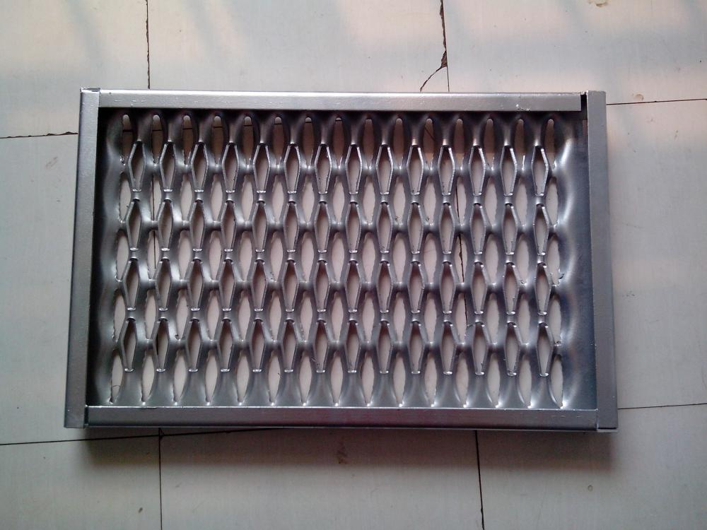 Factory Supply Safety Steel Grating -