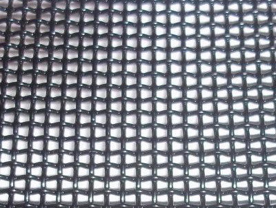 Stainless steel woven wire mesh net