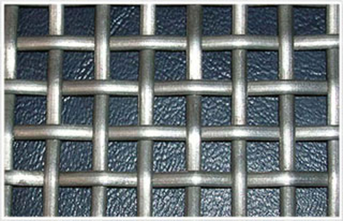 Stainless Crimped Wire Mesh