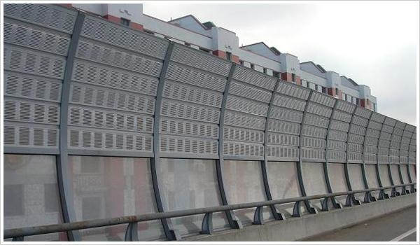 High Performance Galvanized Square Hole Perforated Metal -