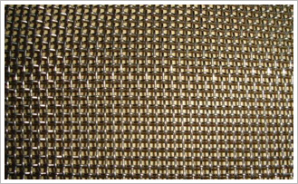 Woven micron stainless mesh