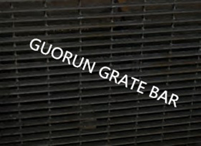 GUORUN  Quality Welded Bar Grating, Plain Steel Painted Black 640mm*480mm