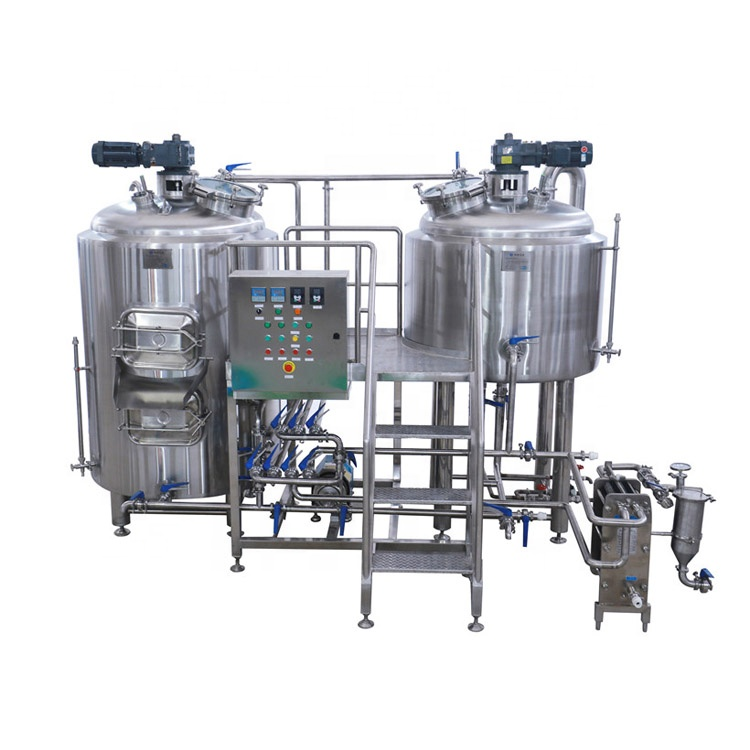 Factory Outlets 500l 5bbl Micro Brewery - Beer brewing equipment/industrial brewery equipment – Pijiang