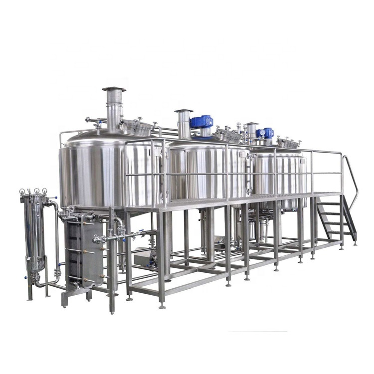 Chinese wholesale Commercial Brewing Equipment - hot sale high quality 15hl beer brewing equipment home draft beer equipment micro brewery – Pijiang
