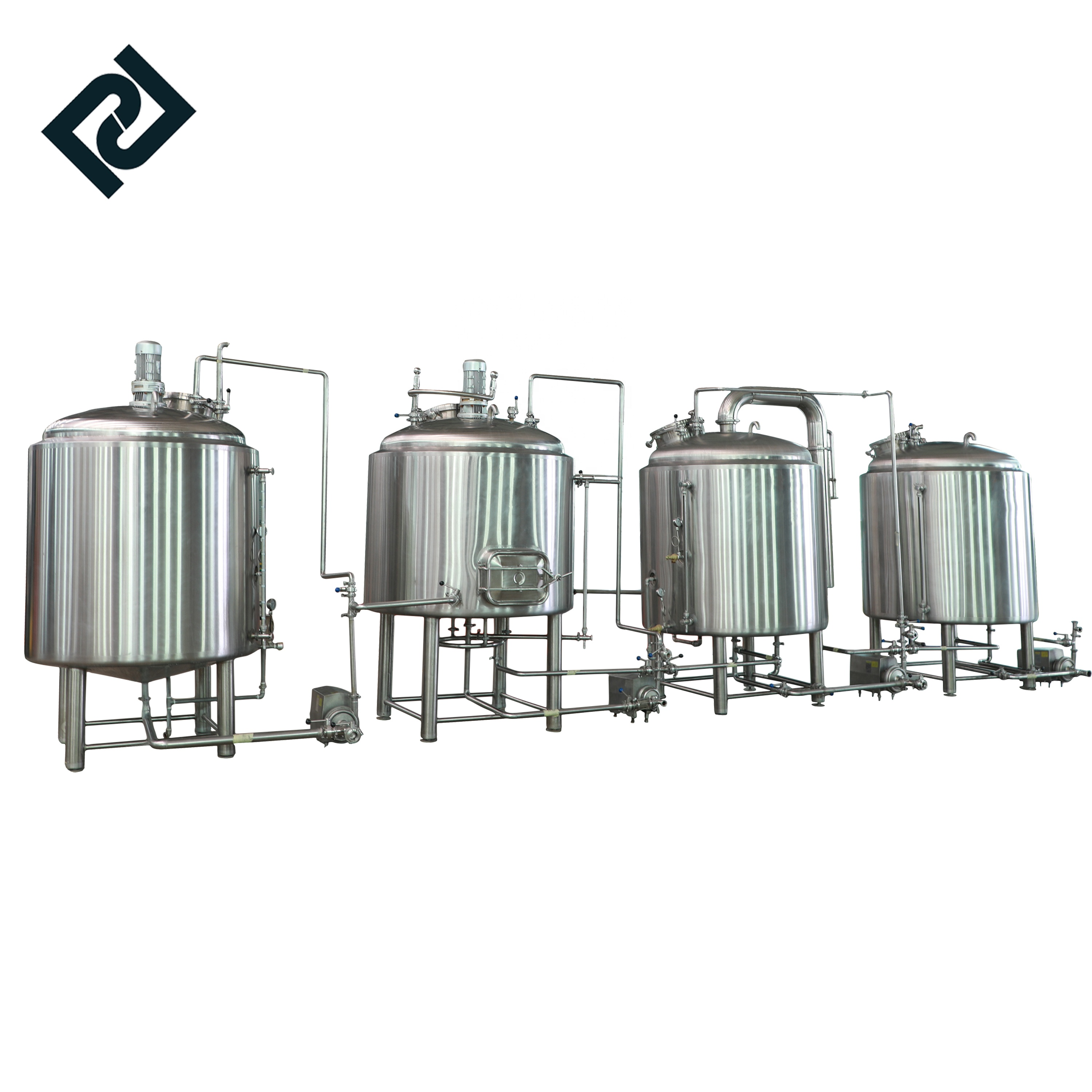 Factory Outlets Beer Tanks - PLC control automatic beer brewing system fermentation systems equipment – Pijiang