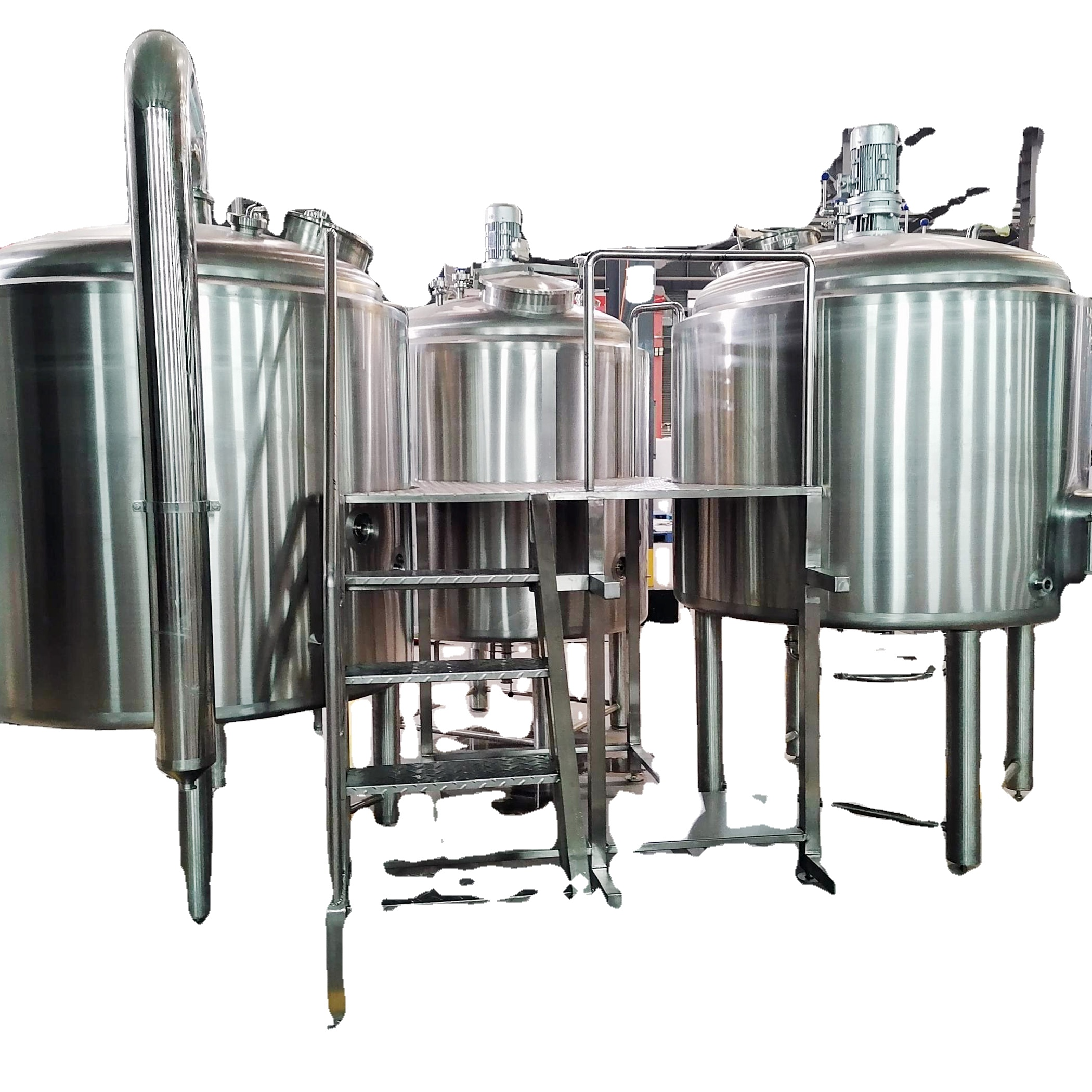 Low MOQ for Beer Brewing Business Industrial 500l - home micro brewery equipment micro brewhouse  China supplier beer brewing equipment fermentation tank – Pijiang