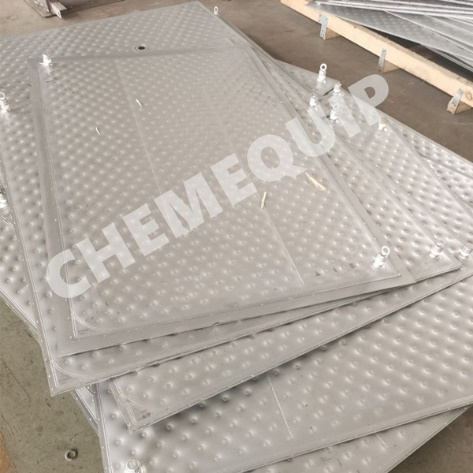 2020 High quality Thermal Plate Heat Exchanger - Fiber Laser Welded Pillow Plate Heat Exchanger  – Chemequip Industries Co., Ltd.