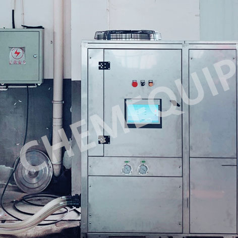 2020 High quality Slurry Ice Machine For Seafood Cooling - Energy-Saving and Efficient Slurry Ice Machine  – Chemequip Industries Co., Ltd.