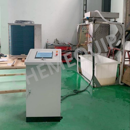 2020 wholesale price Full Stainless Steel Plate Ice Machine - Plate Ice Machine with Pillow Plates Evaporators – Chemequip Industries Co., Ltd. detail pictures