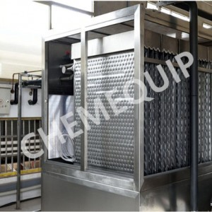 China wholesale Laser Welded Evaporator Of Falling Film Chiller -  Custom-made Falling Film Chiller – Chemequip Industries Co., Ltd.