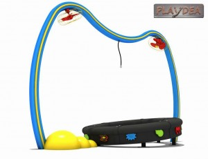 Wholesale Price Outdoor Playground Spring Riders -