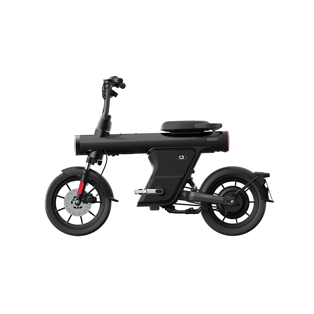 LED Display-Intelligent Control Electric Bicycle-Sport