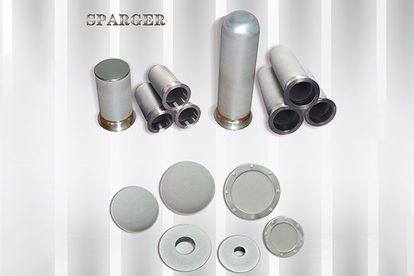 Corrugated Alloy Metal Sheet Industrial Filter -