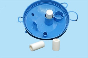 Roof Plate Sintered Plastic Filter -