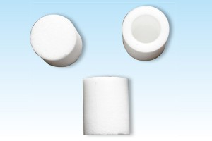 Aluminum Roll Mott Sintered Metal Powder Filters -