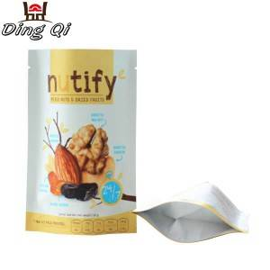 Nuts packaging bags