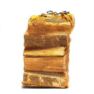 High quality PP Leno UV Big Bag Firewood