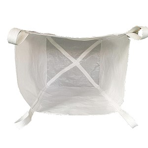 2 handles Bulk loading Anti-moisture One Ton bag with Liner For Sale