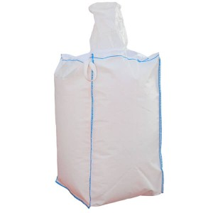 China Manufacturer Cheap Large Sand PP jumbo bags with Discharge Spout
