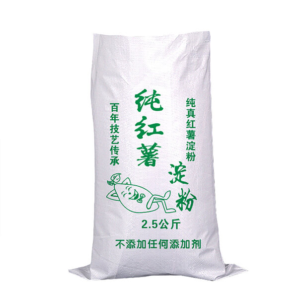 Big Discount China Custom Printed Flat Bottom Zipper Plastic Flour Packaging Bag Featured Image