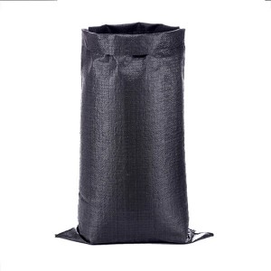 Fabric Pack Sack Bag For Sand Construction Trash