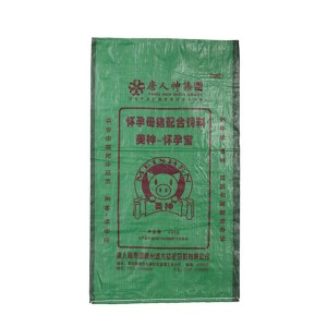 China wholesale China PP Woven Bag BOPP Bag Manufacture for 25 Kg 50kg Cement Flour Rice Fertilizer Animal Food, Feed Sand Coat Polywoven Bag Sacks