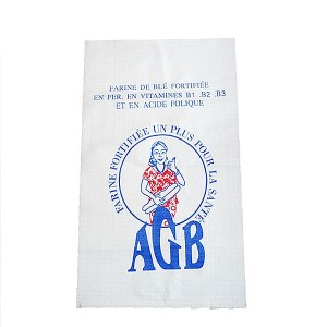 10kg Flour Packaging Bag