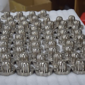 Good User Reputation for Precision Milling Parts -