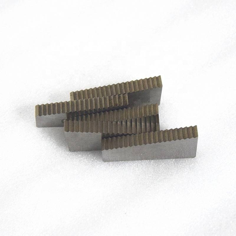 Factory Price Cnc Machining Center Aluminum Nitried Milling Parts