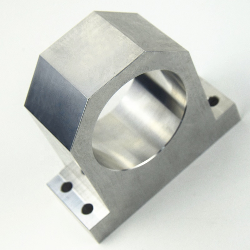 5 axis milling turning lathe machining parts precision machined components Picture 1