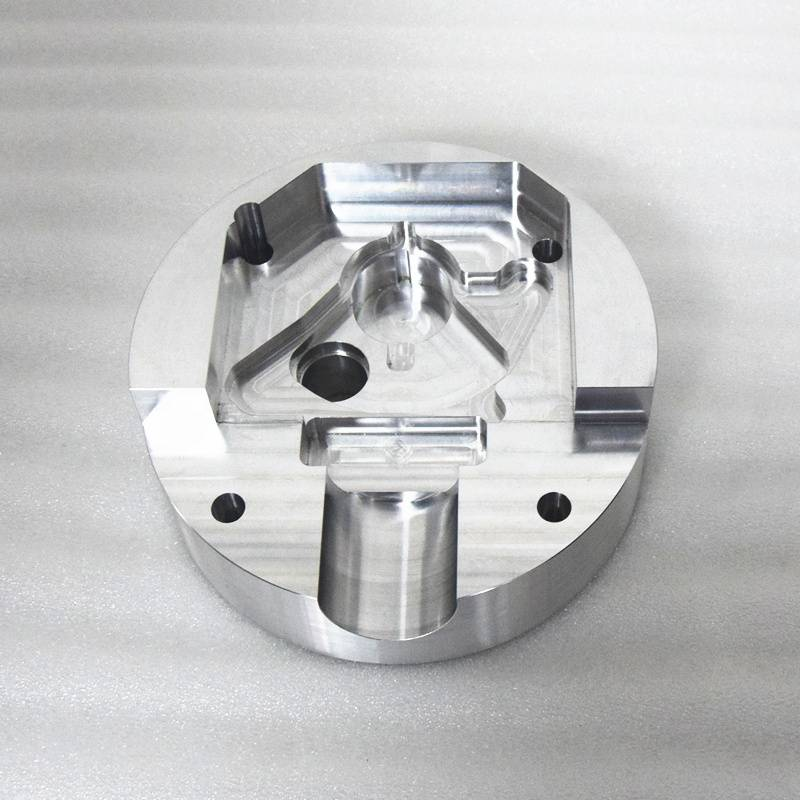 Custom 5 axis cnc turning milling machining parts for rotary cylinder