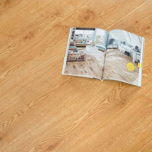 Wood grain MDF/HDF High Glossy/ Laminate Flooring