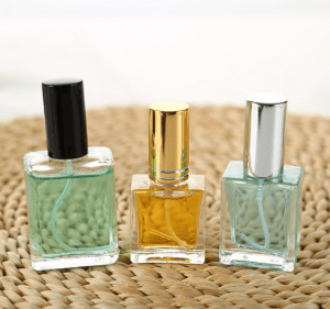 Square 30ml Glass Perfume Bottle