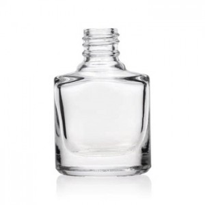 Nail Polish Glass Bottle