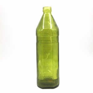 1 liter glass olive oil bottles