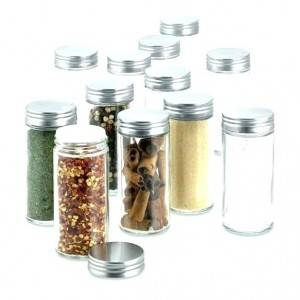 Cylinder Glass Jar