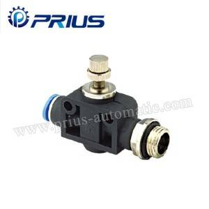 Pneumatic fittings NSFSF