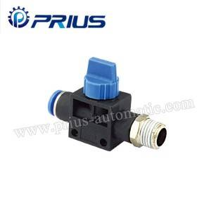 Pneumatic fittings HVFS