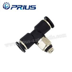 Pneumatic fittings PT-C